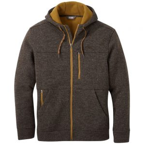 OUTDOOR RESEARCH Men's Flurry Jacket, Grizzly Brown