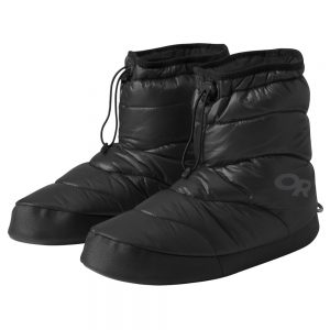 OUTDOOR RESEARCH Tundra Aerogel Booties, Black
