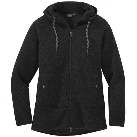 OUTDOOR RESEARCH Women's Flurry Jacket, Black