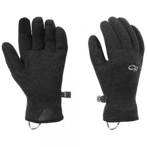 OUTDOOR RESEARCH Women's Flurry Sensor Gloves, Black