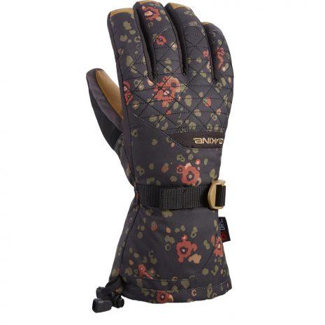 Women's Camino Leather Glove Begonia
