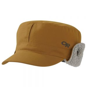 OUTDOOR RESEARCH Wilson Yukon Cap, Saddle