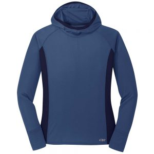 OUTDOOR RESEARCH Women's Echo Hoodie, Chambray Twilight