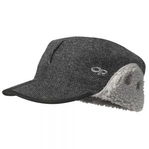 OUTDOOR RESEARCH Yukon Cap, Charcoal Herringbone