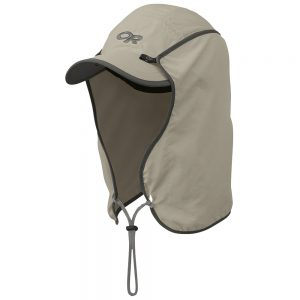 OUTDOOR RESEARCH Sun Runner Cap, Khaki Dark Gray