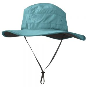 OUTDOOR RESEARCH Women's Solar Roller Sun Hat, Seaglass