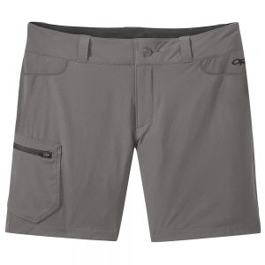 OUTDOOR RESEARCH Women's Ferrosi 5 Shorts, Pewter