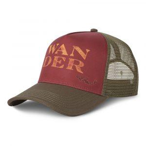 PRANA La Viva Trucker Hat, Cargo Wander
