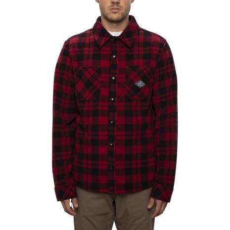 686 Men's Sierra Fleece Flannel
