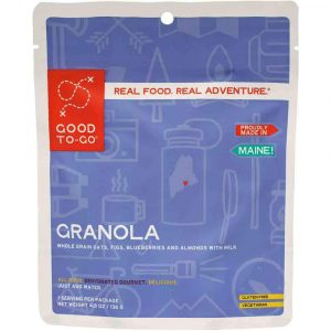 GOOD TO-GO Granola Dehydrated Meal