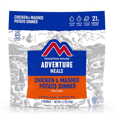 MOUNTAIN HOUSE Chicken and Mashed Potato Dinner Freeze-Dried Meal