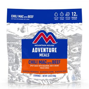 MOUNTAIN HOUSE Chili Mac with Beef Freeze-Dried Meal