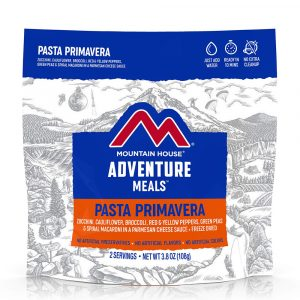 MOUNTAIN HOUSE Pasta Primavera with Vegetables Freeze-Dried Meal