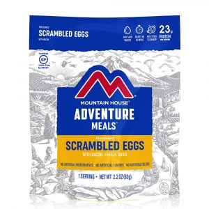 MOUNTAIN HOUSE Scrambled Eggs with Bacon Freeze-Dried Meal