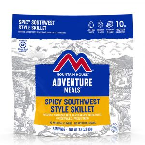 MOUNTAIN HOUSE Spicy Southwest-Style Skillet Freeze-Dried Meal