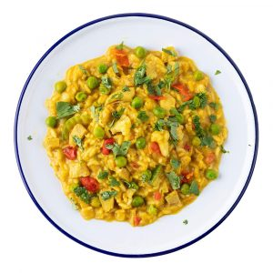 MOUNTAIN HOUSE Yellow Curry with Chicken and Rice Freeze-Dried Meal