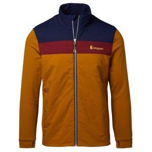 COTOPAXI Men's Monte Hybrid Jacket, Bronze Maritime