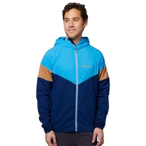 COTOPAXI Men's Palmas Active Jacket, Bluejay Almond