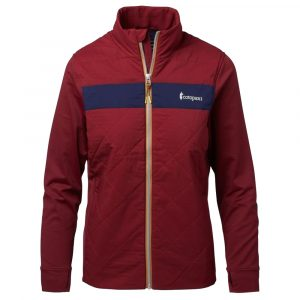 COTOPAXI Women's Monte Hybrid Jacket, Port