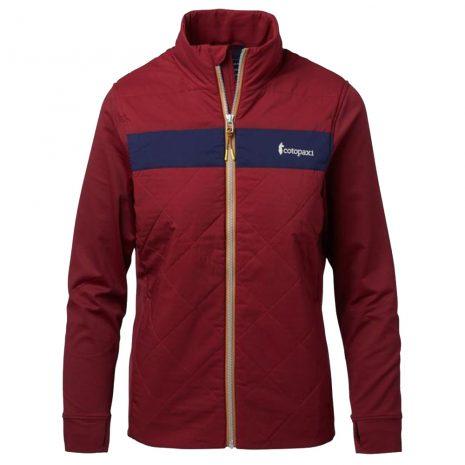 COTOPAXI Women's Monte Hybrid Jacket, Port