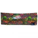 FISHE Headband, Troutrageous Rainbow