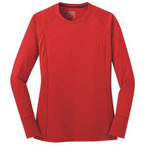 OUTDOOR RESEARCH Women's Echo Long-Sleeved Shirt, Samba