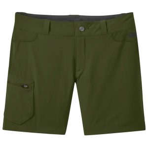 OUTDOOR RESEARCH Women's Ferrosi 7 Shorts, Loden