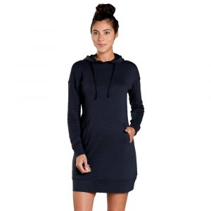 TOAD & CO. Women's Follow Through Hooded Dress, Big Sky