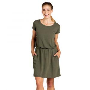 TOAD & CO. Women's Piru Short-Sleeved Dress, Beetle