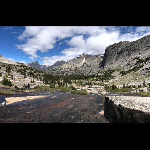 Trailhead Conditions Report 6/27/2021