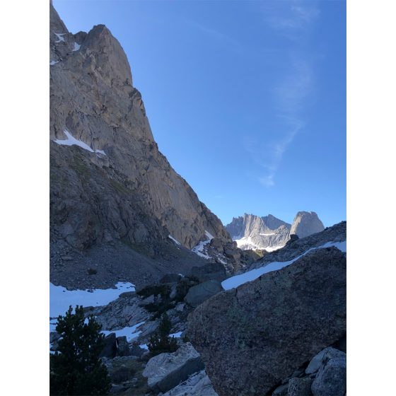 Trailhead Conditions Report 6/23/2021