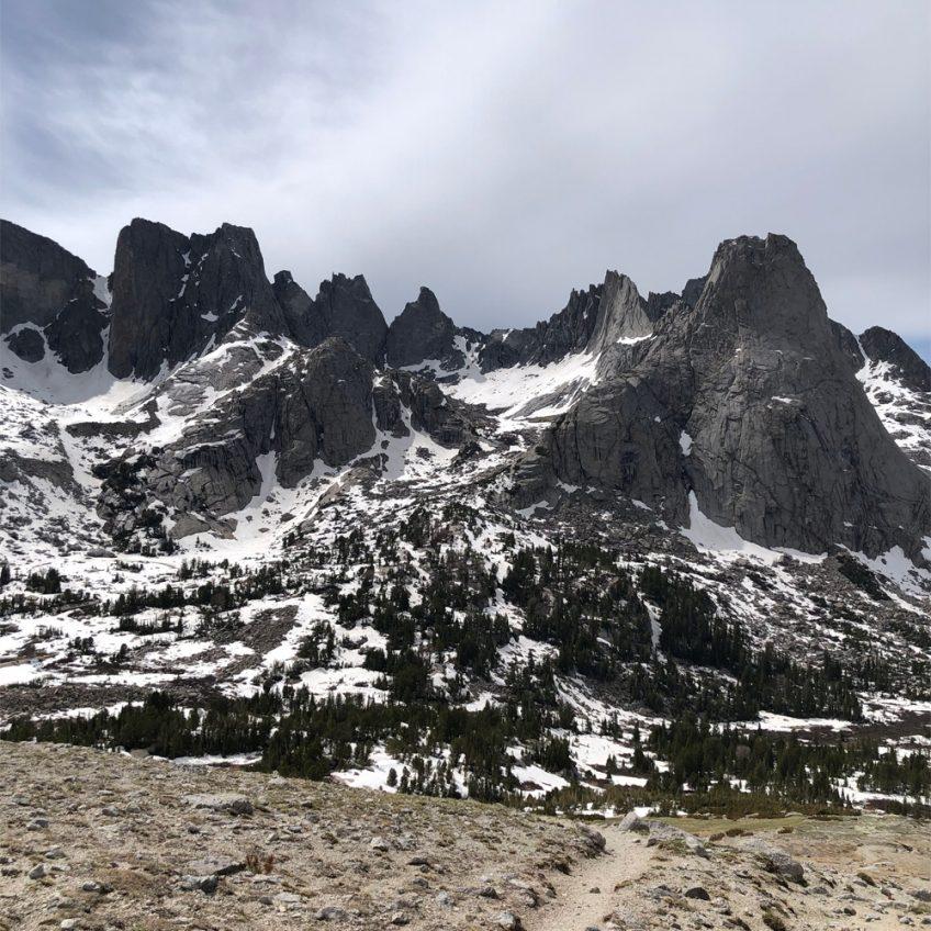 Trailhead Conditions Report 6/12/2021