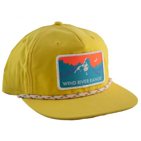 Cirque of the Towers Hat, Yellow